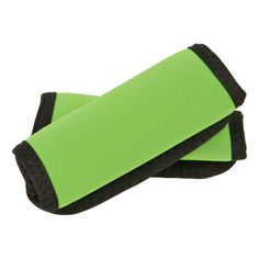 Handle Wrap (Set of 2) Color: Neon Green  Is there anything worse than blisters on your hands from your luggage handles? No. They're annoying an unnecessary. These lo-tech pieces are amazing additions to any travel supply list!
