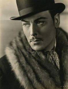 """silentcuriosity:    Silent Film Star~Nils Asther  Known for his beautiful face and often called """"The Male Greta Garbo"""". Between 1916 and 1963 he appeared in over 70 feature films, 16 of which were produced in thesilent era."""