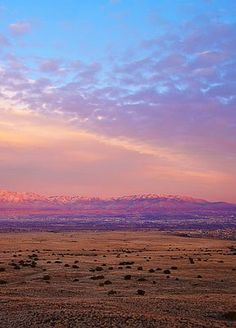 Bucket list item: experience a New Mexico sunset.