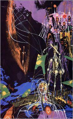 Richard Powers, Omnibus