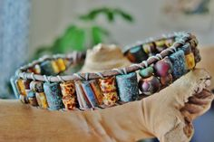 UNISEX The GREEK Simple Single Wrap by BraceletsofBlueRidge, $54.00