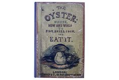 The Oyster on OneKingsLane.com-- I would kill for this book!