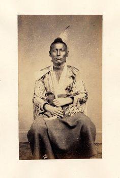Black Dog I - Osage – 1865