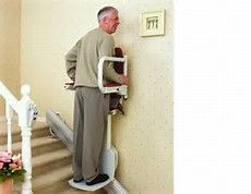 Inspiring Standing Stair Lift 10 Problem The Sp 100 Stand And Perch Stair Lift Is The Ideal Solution Newsonair Org In 2020 Stair Lift Stairs Stairs Railings