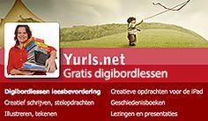 digibord-lessen bij het thema van de Kinderboekenweek Raar maar Waar (onderbouw, middenbouw en bovenbouw)