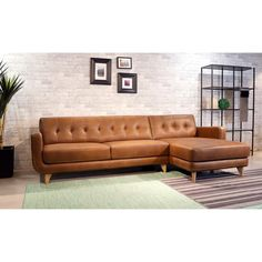 Wohnzimmer inspo Your Reference Guide To Caring For A Baby Bringing a new baby home is a time for gr Leather Couch Sectional, Living Room Sectional, Chaise Sofa, Leather Sectionals, Recliners, Genuine Leather Sofa, Faux Leather Couch, Grey Leather, Tidy Room
