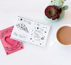 DIY Valentine's Mini-Zine
