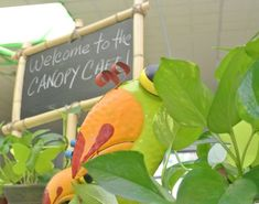Crafting in the Rainforest ... at VBS! - One Project Closer