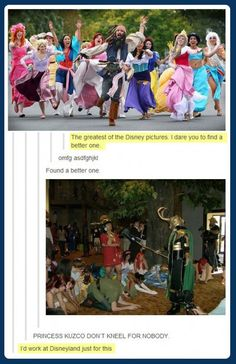 Real talk though it is emperor Kuzco not prince and certainly not princess