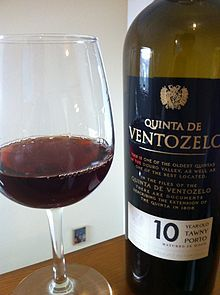 Port - Any of the rich, sweet, alcoholic and full-bodied wines from the Oporto region of Portugal.