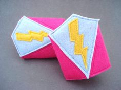 superhero cuffs for a girl obsessed with superheroes