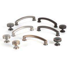 Kitchen Hardware - Decorative Knobs and Pulls