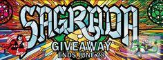 Everything Board Games Sagrada Giveaway! Ends June 28, 2017