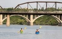Urban Adventure Online Newsletter, Concept Photography, Paddle Boarding, Kayaking, Tourism, Trail, Urban, River, Adventure