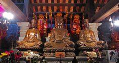 Ninh Binh - Tam Co - Thai Vi Palác. #vietnam #cestovani #ninhbinh #thaivi #tamcoc