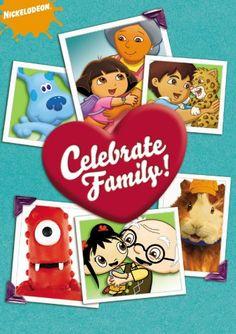 Amazon.com: Nick Jr.: Celebrate Family: Celebrate Family: Movies & TV