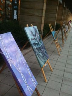 Street exhibition 2013