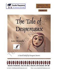 18 best the tale of despereaux images on pinterest the