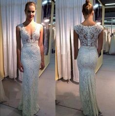 Wedding Dresses,2016 Wedding Gown,Lace Wedding Gowns,Mermaid Bridal Dress,Fitted Wedding Dress,Mermaid Brides Dress,Vintage Wedding Gowns,Mermaid Wedding Dress