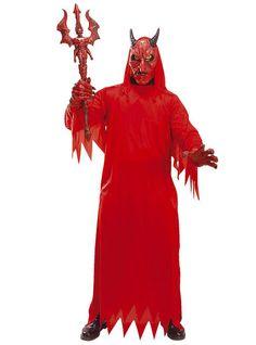 disfraz de diablo endemoniado para hombre comprar