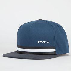 RVCA Barlow Mens Snapback Hat 215444200 | Snapbacks | Tillys.com