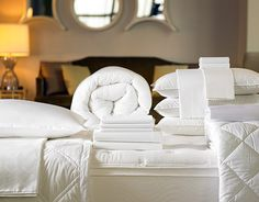 Signature Bed & Bedding Set from Sheraton Store