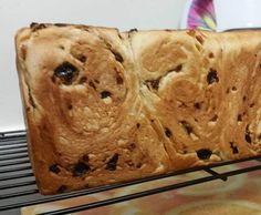 Recipe JUMBO FRUIT LOAF - APRICOT & SULTANA by lailahrosebowie1993 - Recipe of category Breads & rolls