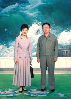 """Park Jie-won says she's """"fully aware"""" what Park Geun-hye talked about in Pyongyang : National : News : The Hankyoreh President Of South Korea, Korean President, Former President, Kim Jong Il, Military First, Cult Of Personality, Workers Party, Human Rights Issues, Korean Peninsula"""