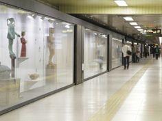 Sapporo Odori 500-m Underground Walkway Gallery | Welcome to Sapporo