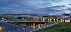 Giant's Causeway Visitor Centre   Heneghan Peng Architects   Slide show   Architectural Record