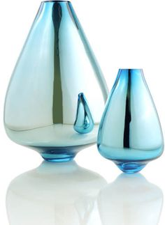 Hand-Blown Glass Vase Toro