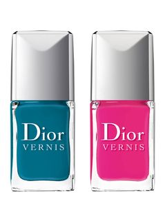 Dior Summer Nail Lacquer Duo for Tips and Toes in Bahia