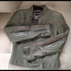 Giorgio Armani Leather Jacket Perfection / Genuine Leather Giorgio Armani Jackets & Coats