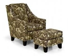 Occasional Chair By Stanton International   change the fabric!