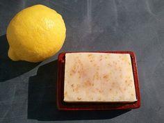 Simple Lemon Handmade Soap by MindOverLather on Etsy