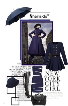 """""""In the Navy"""" by queenranya ❤ liked on Polyvore"""
