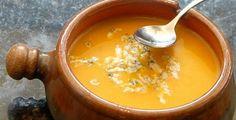 Creme de abóbora com queijo | Receitas | Ana Maria Braga