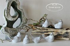 Følg facebook gruppen Hobby beton