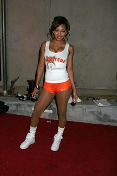 Pin for Later: homemade halloween costumes. Since it's Halloween weekend, IWS is proud to present some of the best Slutty Halloween Costumes. Description from I searched for this on. Black Girl Halloween Costume, Best Celebrity Halloween Costumes, Homemade Halloween Costumes, Halloween Outfits, Halloween Boo, Halloween Ideas, Halloween 2020, Girl Halloween Costumes College, Trendy Halloween