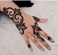 Man And Women Tattoo : Henna Design - Henna Hand Designs, Eid Mehndi Designs, Mehndi Designs Finger, Mehndi Designs For Fingers, Latest Mehndi Designs, Henna Tattoo Designs, Mehndi Images, Henna Tattoo Hand, Hand Mehndi