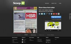 Have you checked out Scoop.it?