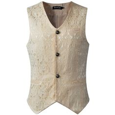 Mens Vest Waistcoat Gothic Steampunk Victorian ($33) ❤ liked on Polyvore featuring men's fashion, men's clothing, men's outerwear, men's vests, mens vest outerwear, mens vest, mens victorian waistcoat and mens gothic vest