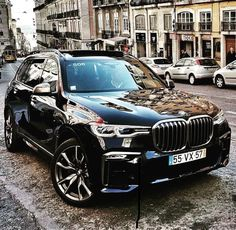 Trendy cars for girls bmw 41 Ideas Bmw X7, New Luxury Cars, Luxury Suv, Best Suv Cars, New Car Accessories, Bmw Girl, Ford Mustang Car, Buggy, Audi Cars