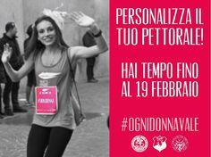 6 marzo #justthewomaniam perché #ognidonnavale #againstcancer #torinodonna #woman #run Info e iscrizioni www.torinodonna.it