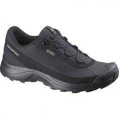 Incaltaminte Salomon Fury 3 W Neagra  Salomon Fury 3 sunt pantofi de drumetie pentru femei. Pantofii sunt ideali pentru orice iubitor de aventura, asigurand confort si siguranta pe drumurile de munte. Dispun de branturi Ortholite,