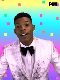 New trendy GIF/ Giphy. dance dancing fox hakeem lyon bryshere gray yazz tux yazz the greatest. Let like/ repin/ follow @cutephonecases