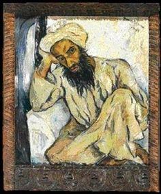 Irma Stern The arab (Pharyah)