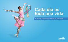 Diseño Gráfico - Screen Saver para campaña publicitaria de Afinitor