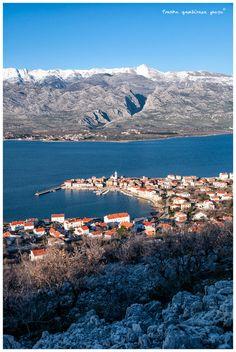 Velebit's canal Zadar Croatia