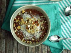 DSCN5801 Kakao, Acai Bowl, Breakfast, Food, Acai Berry Bowl, Morning Coffee, Meals, Yemek, Eten